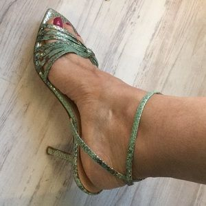 Kate Spade Shoes - Kate Spade strappy heels